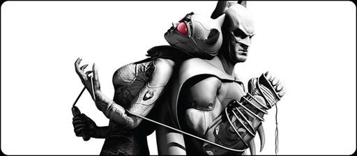 Batman: Arkham City - Batman: Arkham City — для вас, коллекционеры