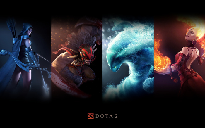 Dota 2 Game Wallpaper Wallpaper.