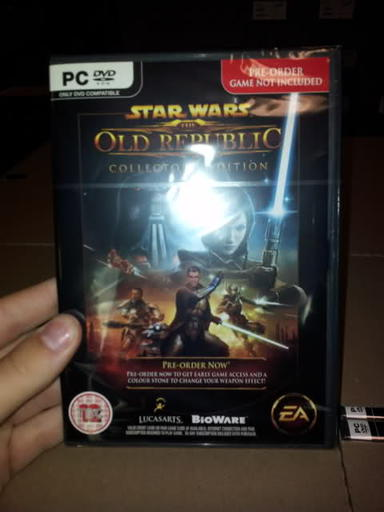 Star Wars: The Old Republic - Бетакекс: спекулятивно, информативно, интересно!