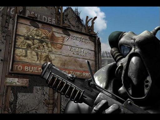Fallout 2 - Избранный [Chosen One]