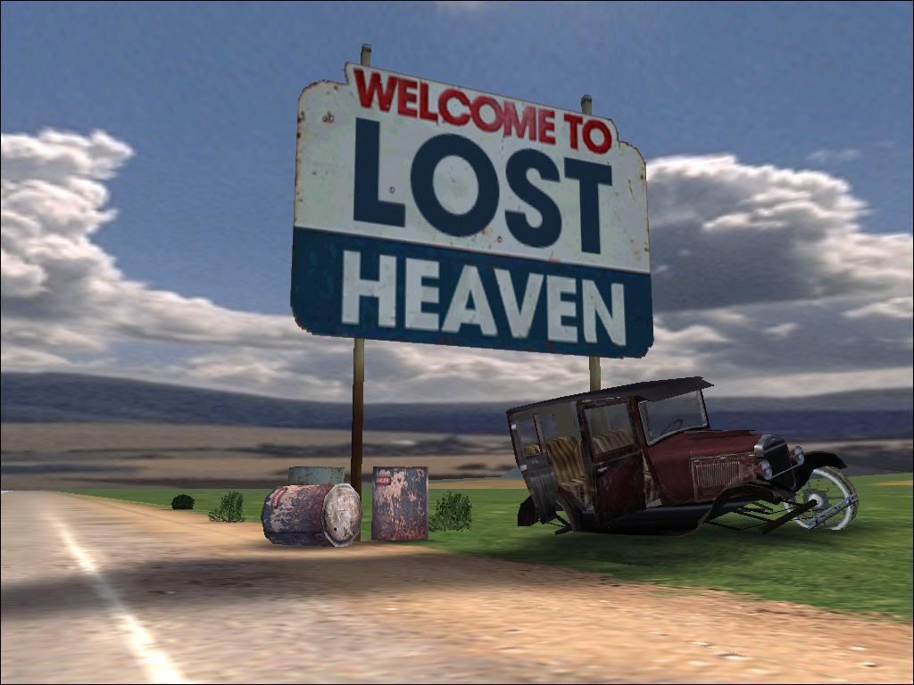 Mafia: the city of lost heaven - predn0fd cd obal 3