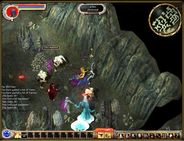 Dragon World — лучший бесплатный Ultima Online сервер