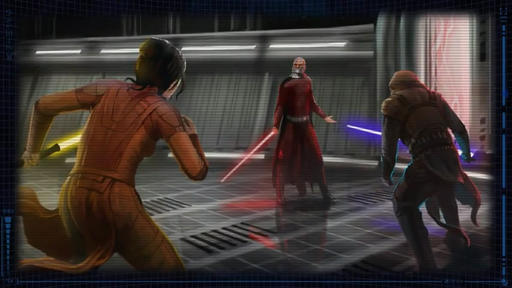 Star Wars: Knights of the Old Republic - Реван: Погибель и Спасение Галактики