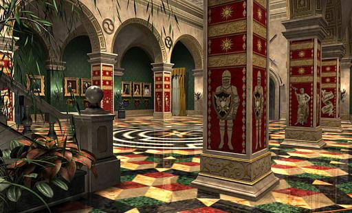 Нэнси Дрю. Проклятье поместья Блэкмур - Немного скриншотов из игры