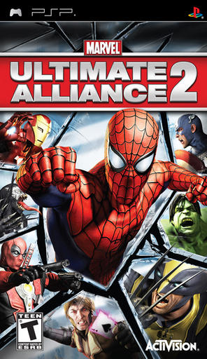 Marvel: Ultimate Alliance 2 для PSP [Рецензия]