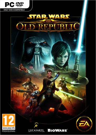 The Old Republic в 1C Интерес