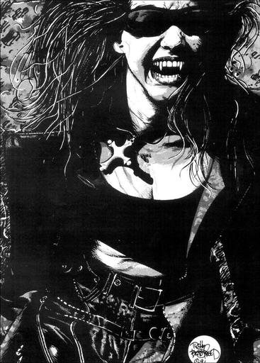 Vampire: The Masquerade — Bloodlines - Art of Vampire: The Masquerade