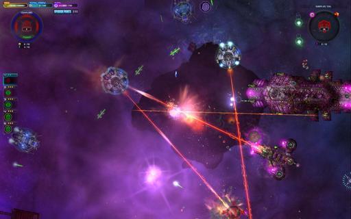 Space Pirates and Zombies - Скриншоты и видео с официального сайта