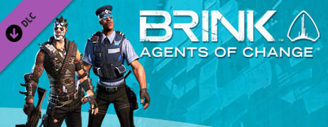 Brink - BRINK Agents of Change уже почти доступно в стиме!