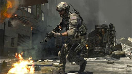 Call Of Duty: Modern Warfare 3 - Modern Warfare 3 прибудет на Wii в этом году