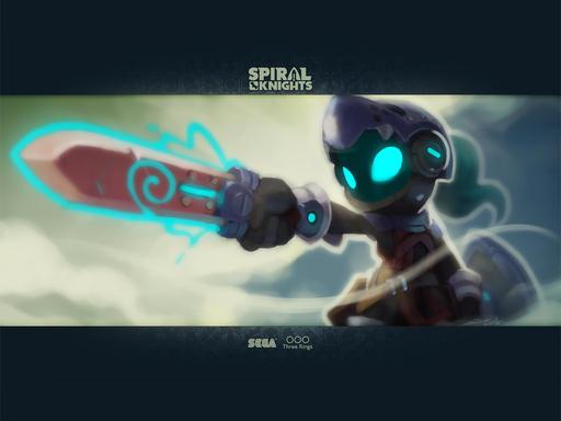 Spiral Knights - Ответ, на любой вопрос по Spiral Knights
