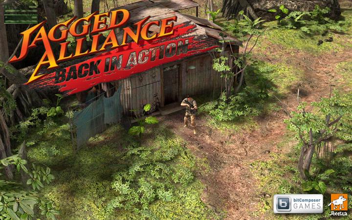 Jagged Alliance 2 руководство
