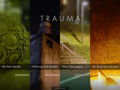 Trauma - Последствия одной катастрофы