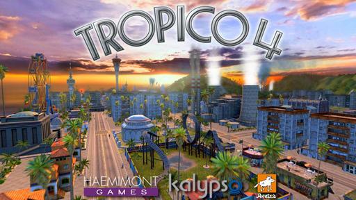 Tropico 4 - Поиграть в Президента