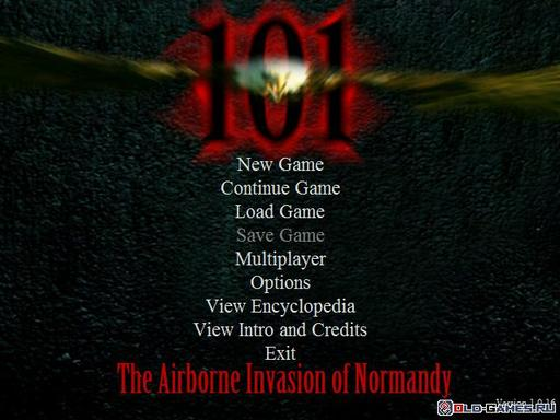 101: The Airborne Invasion of Normandy - Обзор от old-games.ru