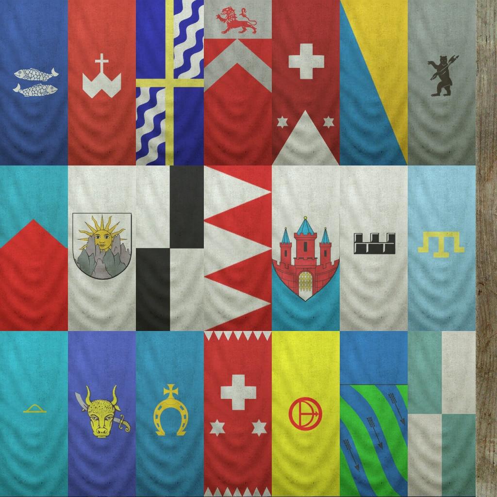 Как сделать себе знамя 181