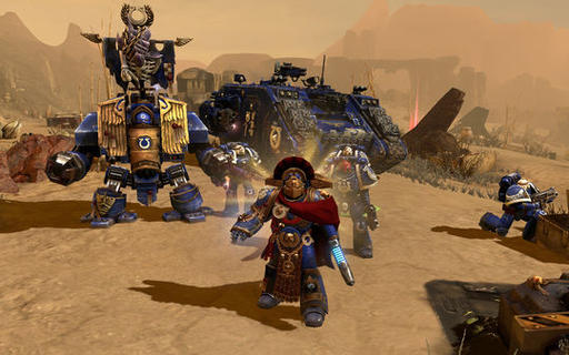 Warhammer 40,000: Dawn of War II Ultramarines Pack в продаже