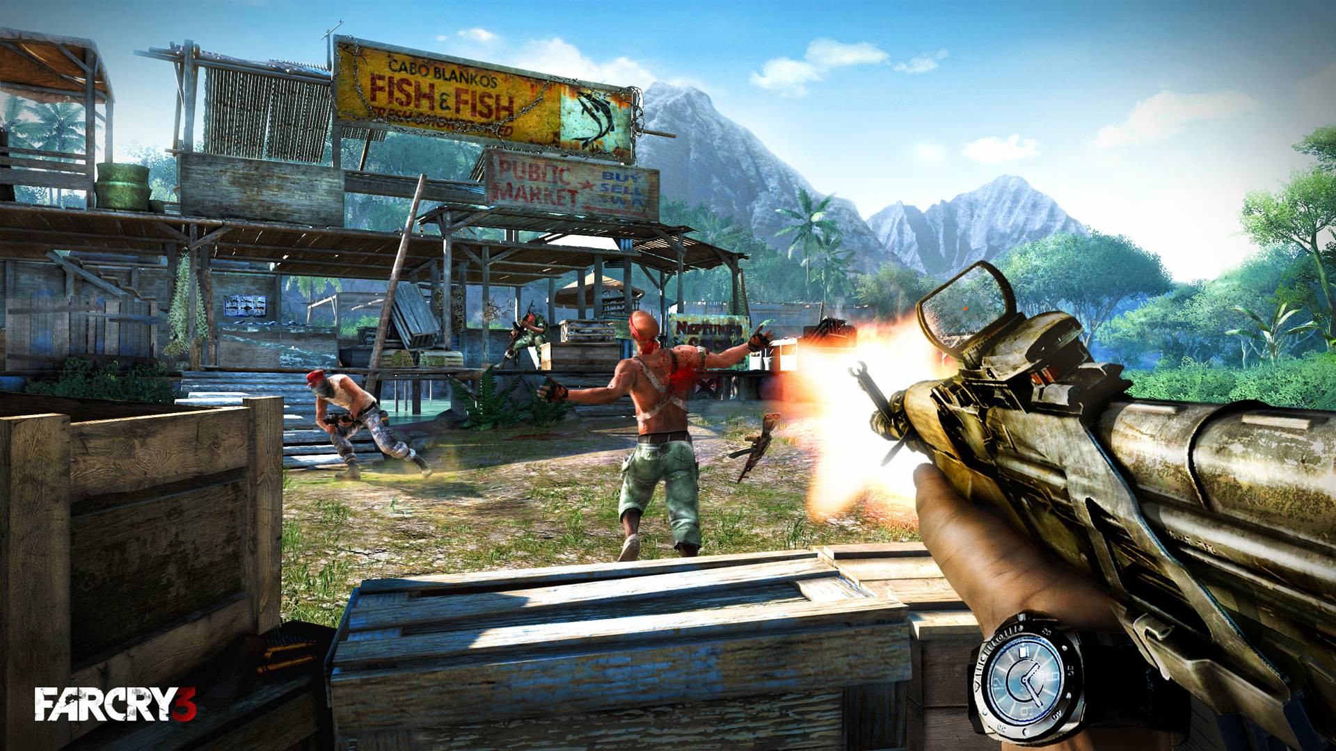 Far cry 1 скачать на пк