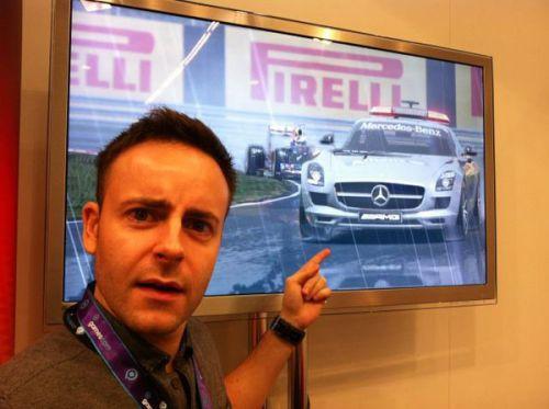 F1 2011 - Пейс-кару быть и много новых видео с GamesCon!