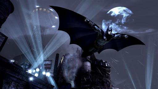 Batman: Arkham City - Batman : Arkham City - PC и DirectX 11 с PhysX