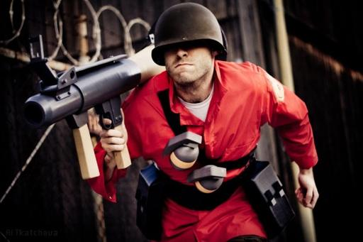 Team Fortress 2 - Арты по Team Fortress 2