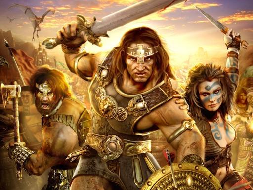 Age of Conan: Hyborian Adventures - Небольшая подборка новостей