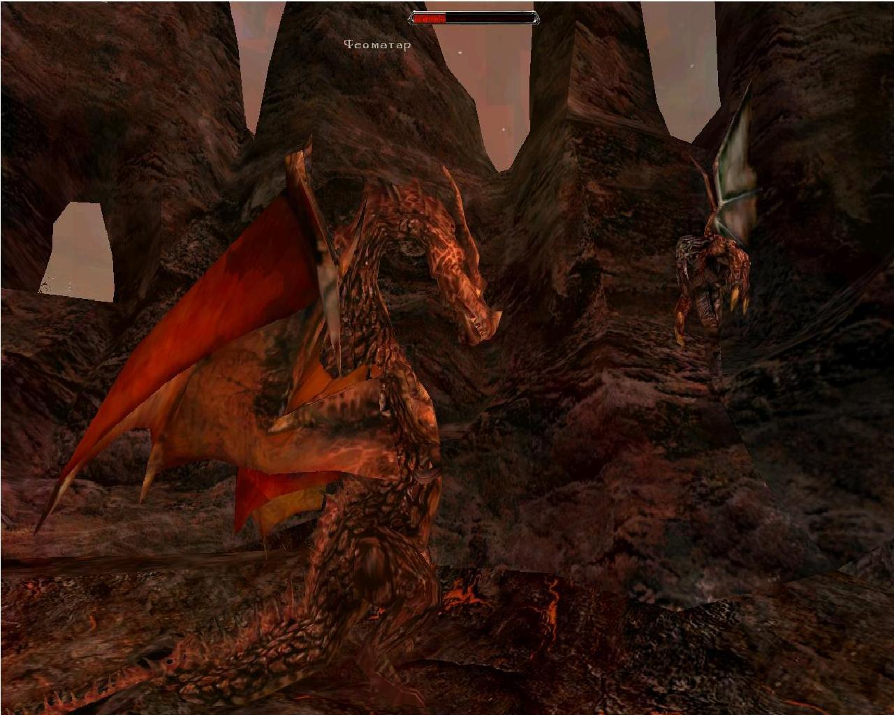 Детали о драконах — Готика II: Ночь Ворона — Игры — Gamer.ru ...