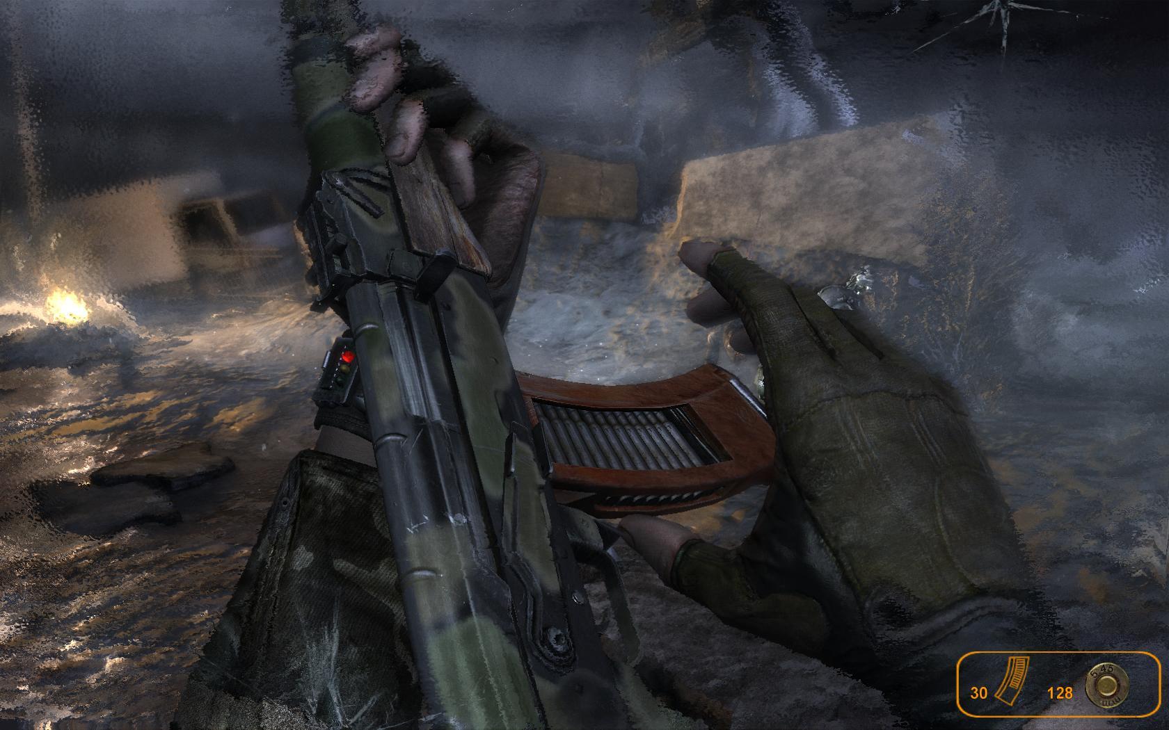 Metro 2033 оружие будущего - 2