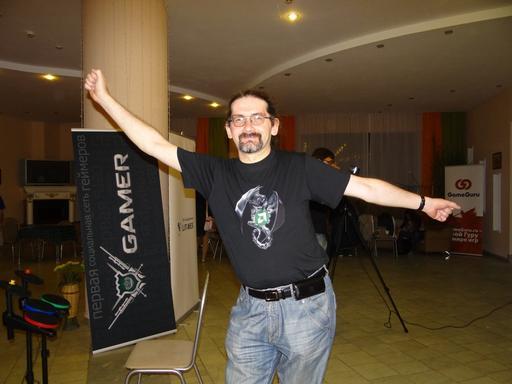 GAMER LIVE! - Не будите лихо или как это было на Геймер Лайф 2011