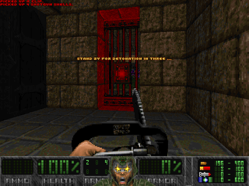 Doom II - Eternal Doom IV: Return from Oblivion.
