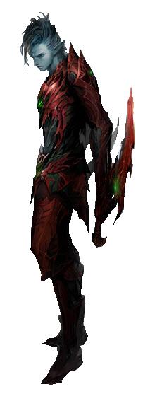 Стрелок юль, новый класс в обновлении goddess of destruction