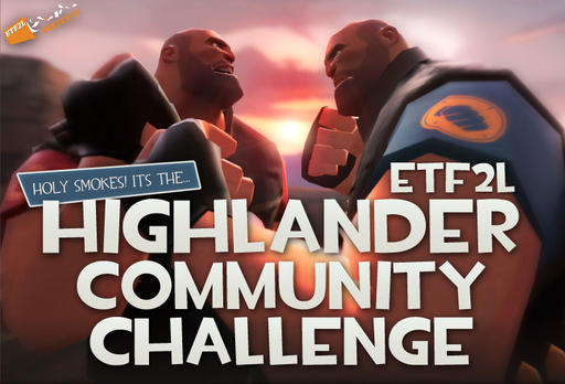 Team Fortress 2 - Медаль турнира - ETF2L Highlander