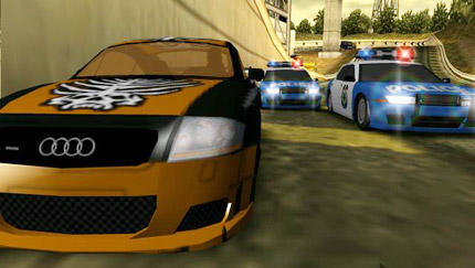 Need For Speed Most Wanted 5-1-0 - Скриншоты из игры