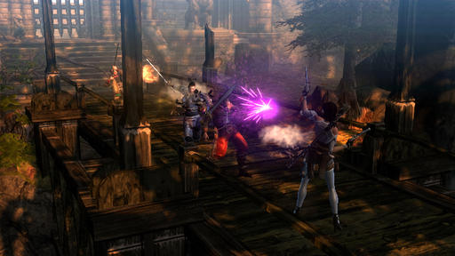 Treasures of the Sun — DLC для Dungeon Siege III
