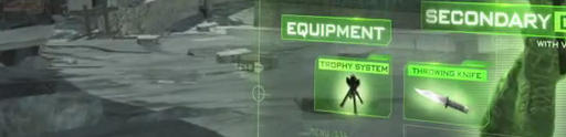 CoD XP: MW3 Multiplayer Information [Update: Perk Icons]