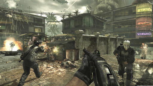 Call Of Duty: Modern Warfare 3 - Новые HD скриншоты.