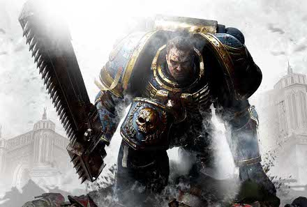 Follow Warhammer 40K Space Marine on Anook to stay on top with the