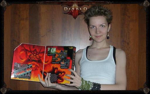 """Diablo - Обзор американского издания Diablo: """"Моя Большая Чорная Коробка"""""""