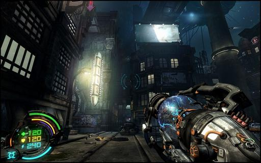 Hard Reset - Hard Reset-Демо теперь доступна в Steam.