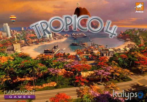 Tropico 4 - Бархатный сезон в Тропико