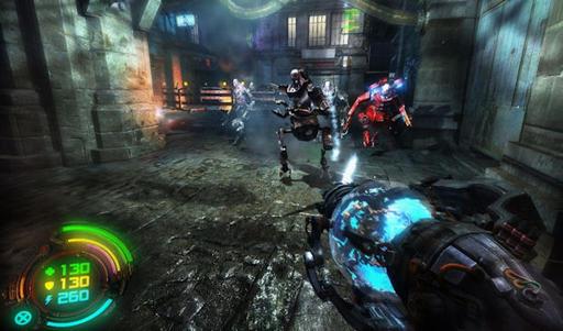 Hard Reset - Обзор от Destructoid [перевод]
