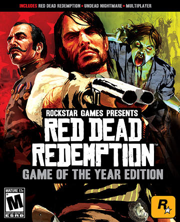 Red Dead Redemption - Анонс Red Dead Redemption: Game of the Year Edition
