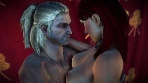 Секс с филлипой в ведьмак 2