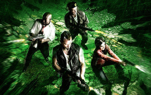 Left 4 Dead - Movies and a few wallpapers