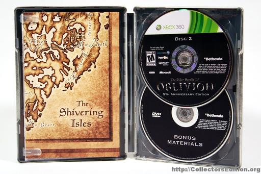 Elder Scrolls IV: Oblivion, The - Oblivion 5th Anniversary