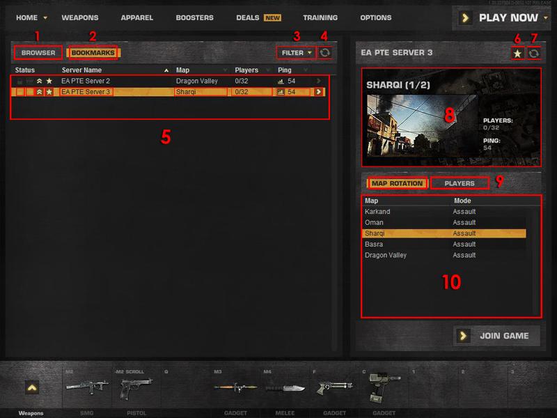 Battlefield 2 oyundan goruntuler - battlefield 2 online rehberi #7 yoffyru