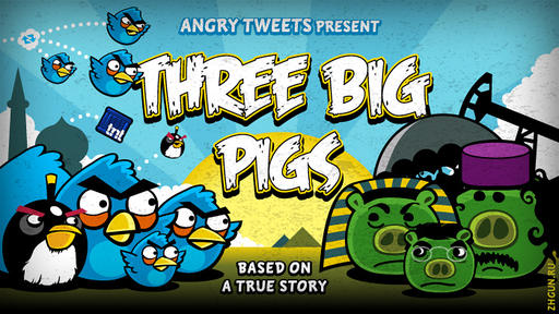 R0ndO - Three Little Pigs (based on a true story)