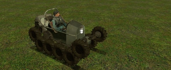 Транспорт для garry's mod.