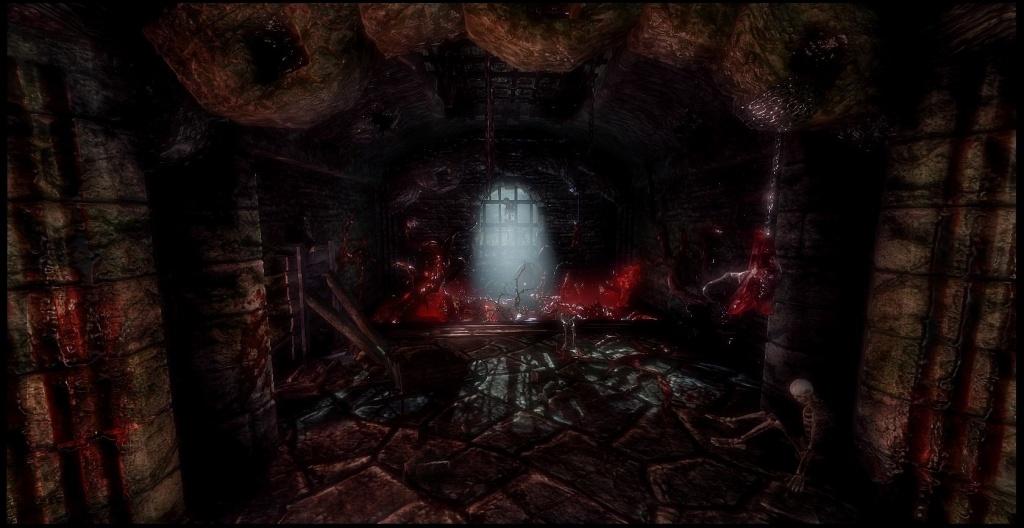 the dark eye: demonicon сиськи