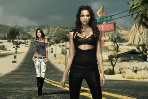 Need for Speed: The Run - Героини The Run: новый трейлер и сиськи [Обновлено!]